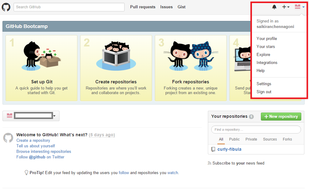 GitHub Project Management