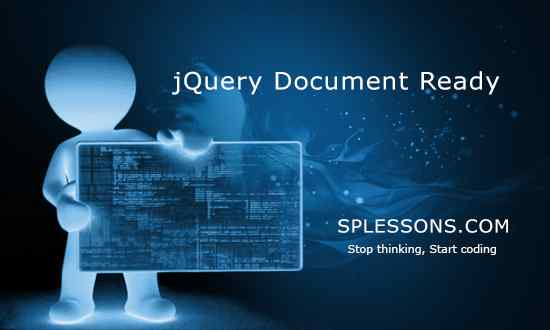 jQuery Document Ready - SPLessons