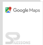 Google Maps API - SPLessons