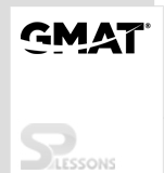 GMAT - SPLessons