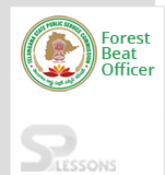 Forest Beat Officer - SPLessons