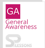 General Awareness - SPLessons