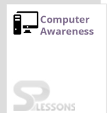 Computer Awareness - SPLessons