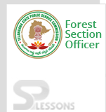 Forest Section Officer - SPLessons