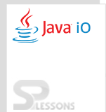 Java.io - SPLessons